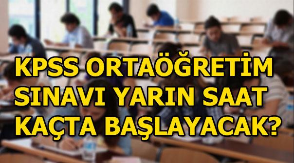 Kpss Ortaöğretim Sınavı Yapıldı Sonuçlar Için Tarih Verildi