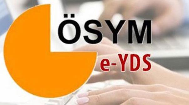 e-YDS 2018/10 (İngilizce) Sınava Giriş Belgeleri Açıklandı ile ilgili görsel sonucu