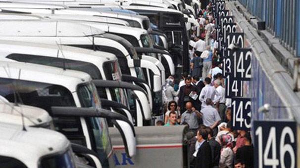 """Otobüs biletlerinde """"enflasyonla mücadele"""" indirimi yolda"""