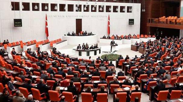 TBMM İçtüzük değişiklik teklifi Genel Kurulda kabul edildi