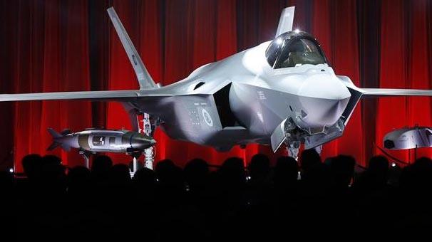 F-35 uçaklarıyla ilgili flaş karar! Askıya alındı...