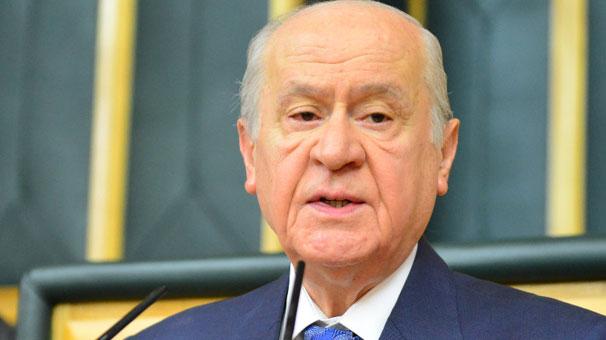 CHP'nin İş Bankası hisseleriyle ilgili Bahçeli'den flaş açıklama