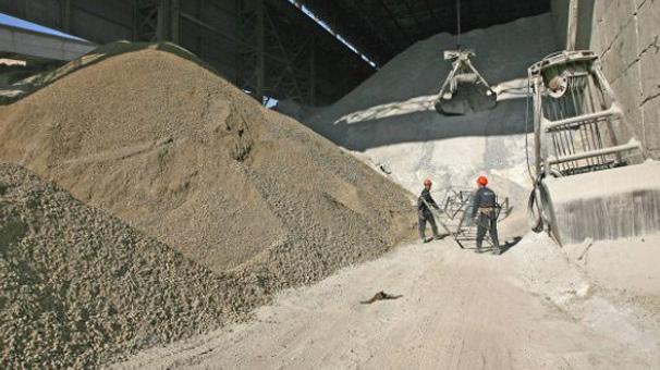 Çimento üretiminde artış