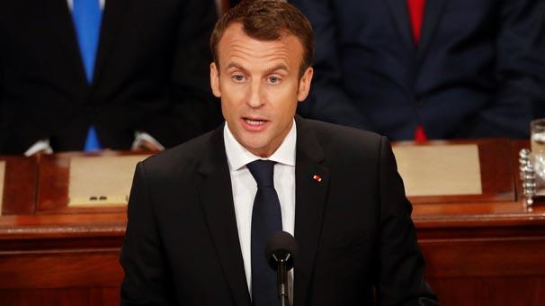 """Macron'dan """"Cemal Kaşıkçı"""" açıklaması"""
