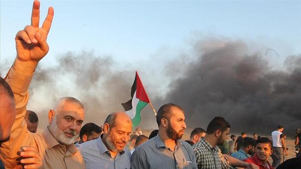 """""""Gazze ablukadan kurtuluncaya kadar gösteriler devam edecek"""""""