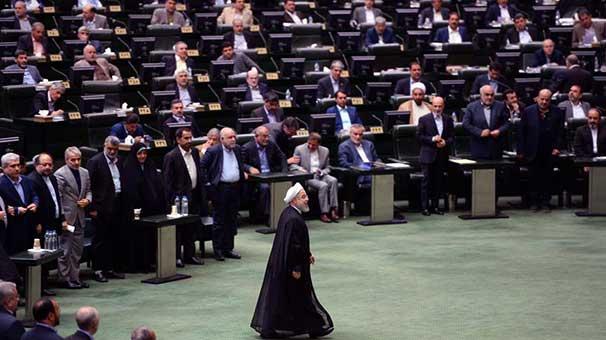 İranlı kadın milletvekillerinden Cumhurbaşkanı Ruhani'ye çağrı