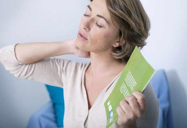 Rahat bir menopoz için altın öneriler