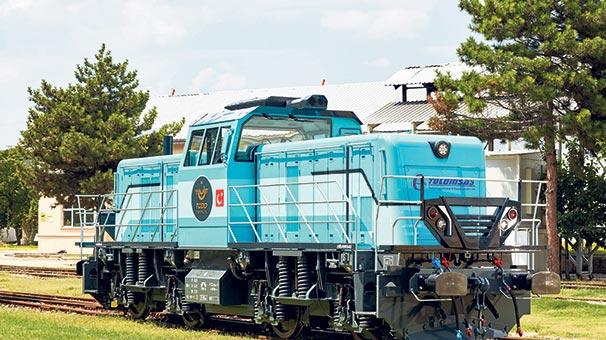 Sessiz milli lokomotif  şebekeden şarj olacak