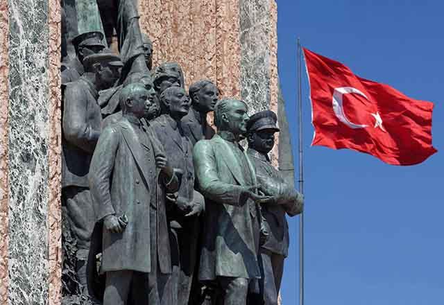 İstanbul'da 2018 29 Ekim Cumhuriyet Bayramı Etkinlikleri