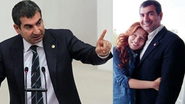 CHP'li eski vekil Yıldıray Sapan karısı tarafından bıçaklandı