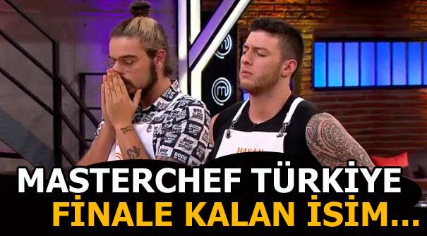 MasterChef Türkiye'de ilk finalist kim oldu?