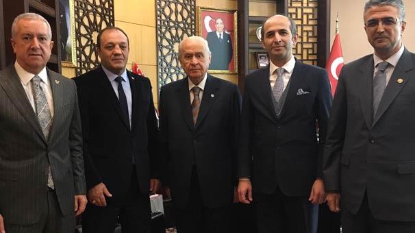 MHP'nin Erzurum Büyükşehir Belediye Başkan adayı belli oldu