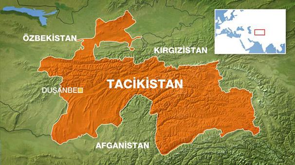 Tacikistan'da cezaevinde kanlı ayaklanma: 13 ölü