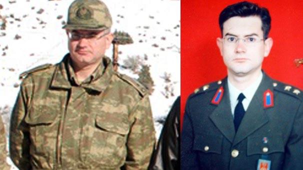 Öldürülen o terörist Şehit Binbaşı Ercan Kurt'un katili çıktı