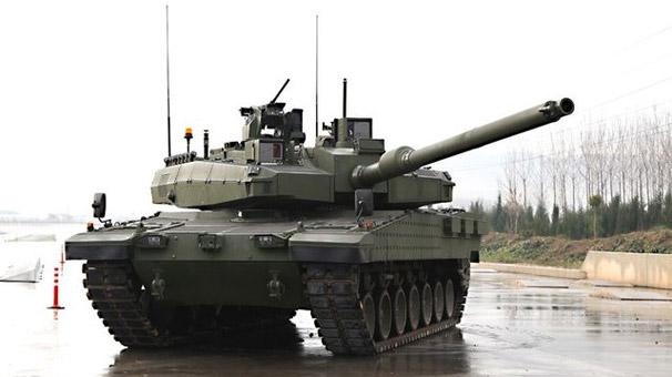 Altay tankının seri üretimi için sözleşme imzalandı