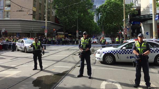 Son dakika... Avustralya'da bıçaklı saldırı