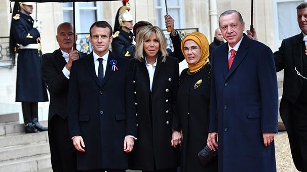 Cumhurbaşkanı Erdoğan: Yeni bölgesel paylaşımlara müsaade etmeyeceğiz