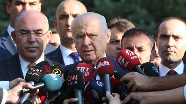 """Devlet Bahçeli'den """"af"""" açıklaması"""