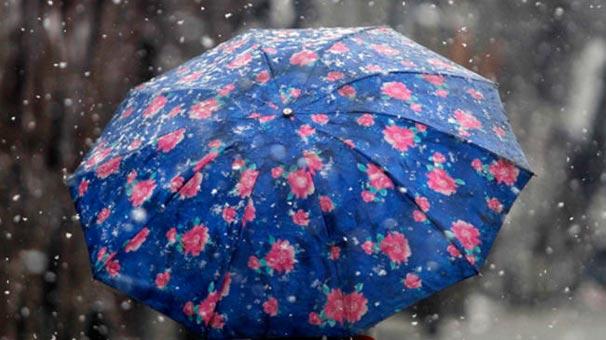 Meteoroloji yeni haftanın hava durumunu yayınladı! Kar geliyor