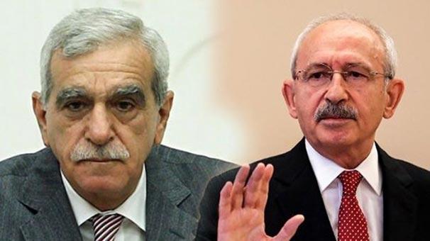 CHP'den Kılıçdaroğlu-Ahmet Türk görüşmesine ilişkin açıklama