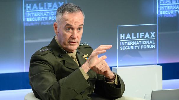 ABD Genelkurmay Başkanı Dunford: Taliban Afganistanda kaybetmiyor 71