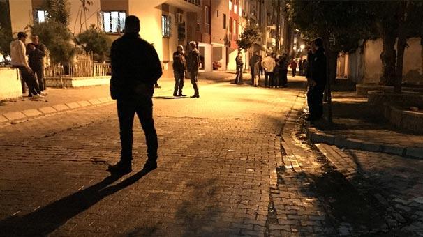 Aydın'da iki grup birbirine girdi