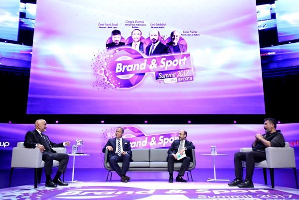 Brand&Sport Summit 12 Aralık Çarşamba günü Zorlu PSM'de!