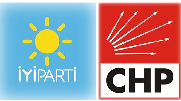 CHP ve İYİ Parti arasında ittifak trafiği!