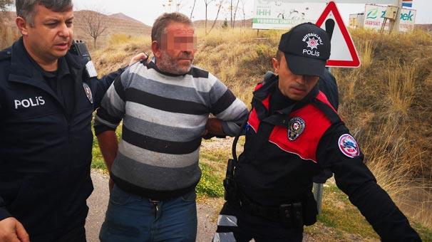 Günün en iğrenç haberi! Polis boş arazideki kamyoneti kontrol edince...