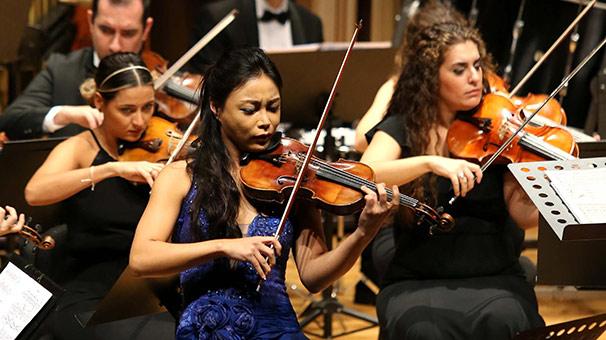 İzmir'de Soyoung Yoon konseri