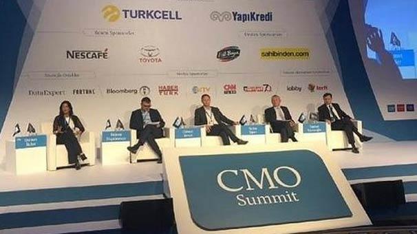 Pazarlamanın 400 usta ismi CMO Summit 2018'de buluştu