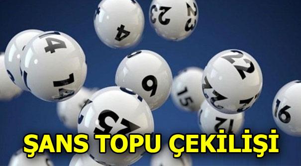Şans Topu çekiliş sonuçları açıklandı! 21 Kasım 2018 Şans Topu sonuçları