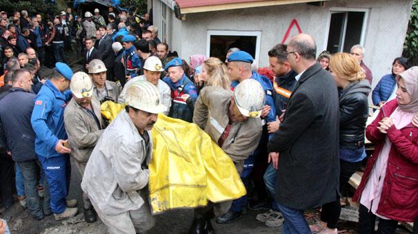 Son dakika: Zonguldak'tan acı haber geldi! Cenazeler ocak'tan çıkarıldı
