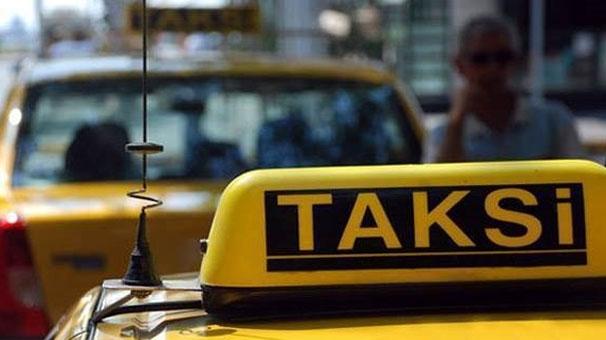 Taksicilere şok denetim! Birer birer kontrol edildiler...