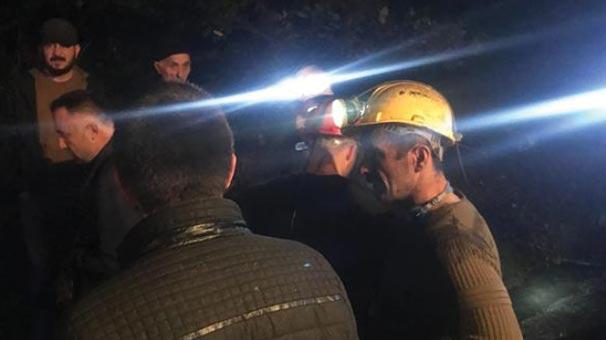 Son dakika: Zonguldak'ta özel maden ocağında patlama: 3 işçi mahsur