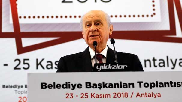 MHP,İstanbul, Ankara, İzmir'de aday göstermeyecek!