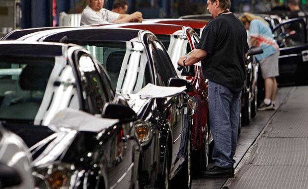 ABD'li otomotiv devi 5 fabrikasını kapatıyor