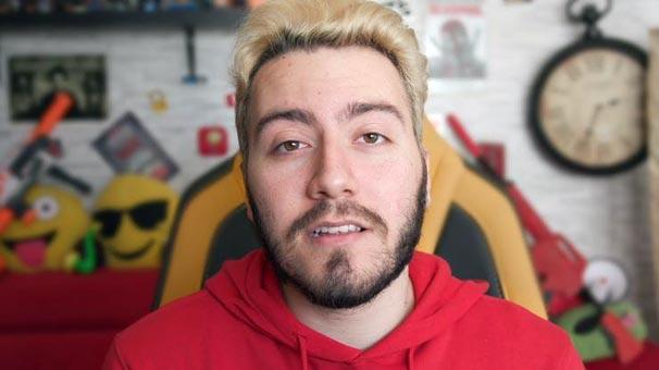 Son dakika... Ünlü YouTuber Enes Batur'a soruşturma
