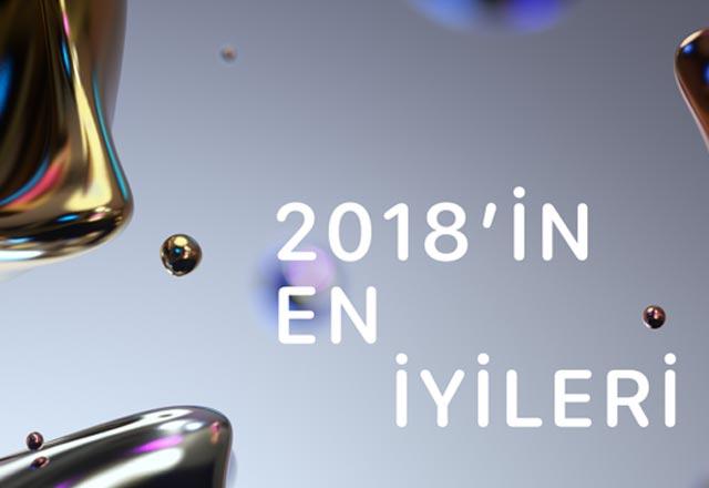 Apple, 2018'in en iyilerini sunar