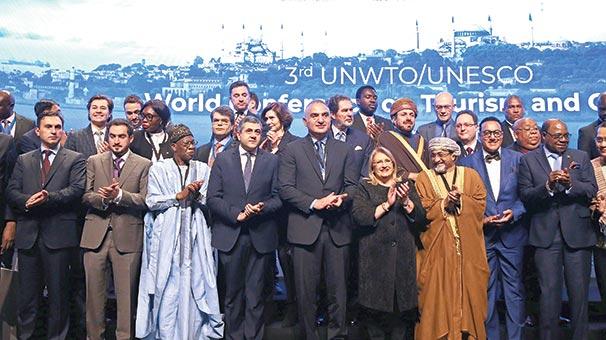 Kültür ve turizm İstanbul'da buluştu