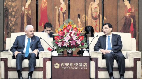 'Türkiye-Çin ilişkileri yıldan yıla gelişiyor'