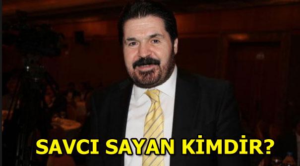 AK Parti Ağrı İl Belediye Başkan Adayı Savcı Sayan kimdir?