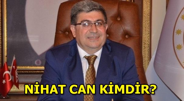 AK Parti Bilecik İl Belediye Başkan Adayı Nihat Can kimdir?