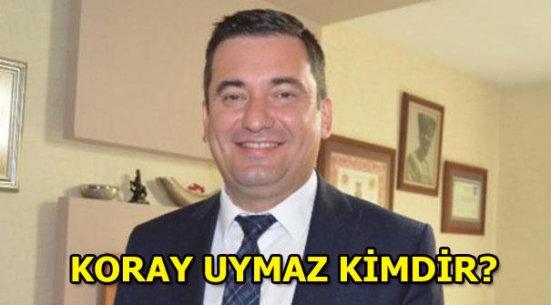 AK Parti Edirne İl Belediye Başkan Adayı Koray Uymaz kimdir?