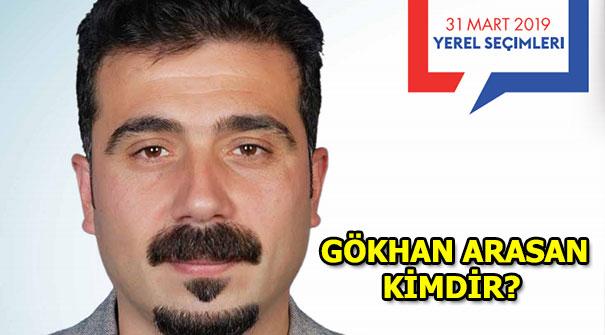 AK Parti Tunceli belediye başkan adayı Gökhan Arasan kimdir?