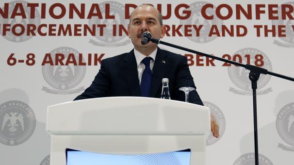İçişleri Bakanı Soylu: Dün zamanın en büyük yakalaması gerçekleşti