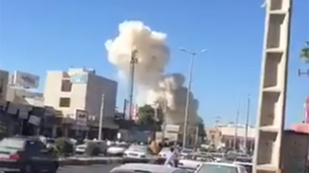 Son dakika... İran'da bombalı saldırı!