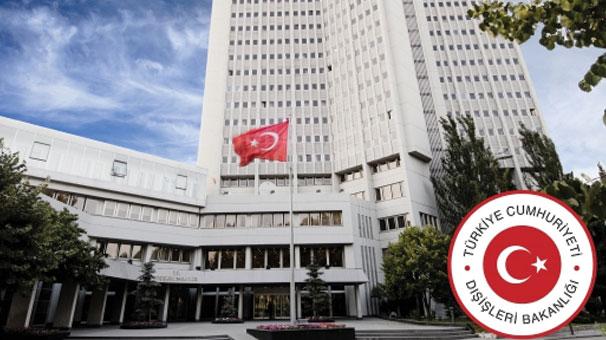 Türkiye'den İran'a taziye mesajı