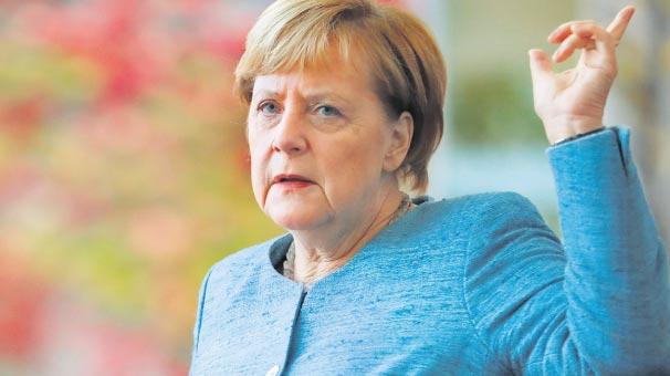 Ve belli oluyor! Merkel'in yerine...