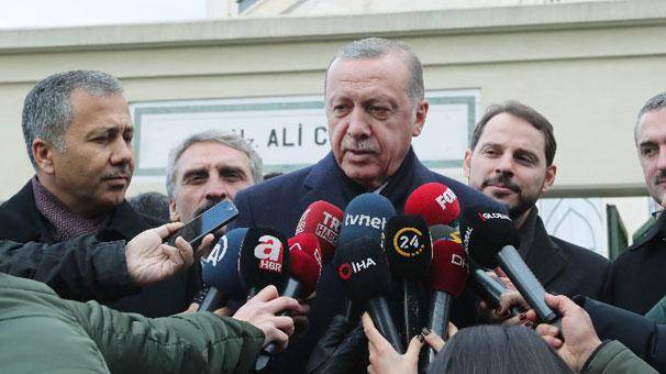 Cumhurbaşkanı Erdoğan: Sayın Bahçeli ile bu hafta bir araya gelebiliriz